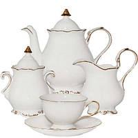 Чайный сервиз на 15 предметов SNT Снежная королева (1780)