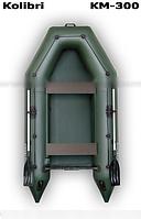 Надувная моторная лодка (с пайолом слань-книжка) Стандарт KDB КМ-300 / 88-634, фото 1