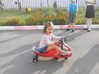 Машинка детская «Плазмакар» (Бибикар)
