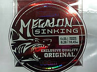 Леска Megalon 100 м Bratfishing