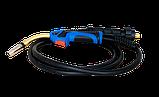 Сварочный полуавтомат СПИКА ALUMIG 300 P Dpulse Synegric, фото 3