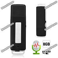 2 в 1 Цифровой Диктофон + USB флешка 8GB