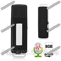 2 в 1 Цифровой Диктофон + USB флешка 8GB , фото 2