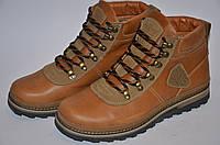 Мужские кожаные ботинки Legion