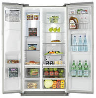 Side-by-Side холодильник SAMSUNG RS7778FHCSL