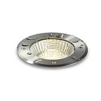 Світлодіодний грунтовий LED світильник 12Вт, ODL030-IN12