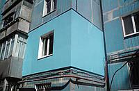 Утепление квартир пенопластом