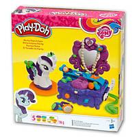 """Игровой набор Hasbro Play Doh """"Туалетный столик Рарити"""" (B3400)"""