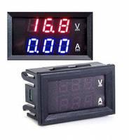 Амперметр Вольтметр постійного струму DC 0-100V 0-10A