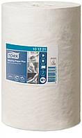 Бумажные полотенца в рулоне мини с центральной вытяжкой Tork Advanced белые
