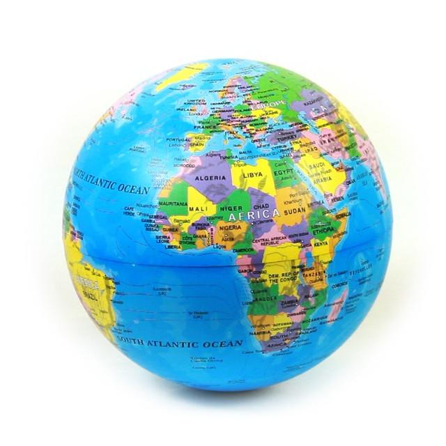 Вращающийся глобус с подсветкой, Magic Revolving Globe – идеальный сувенир - Karman Store в Одессе