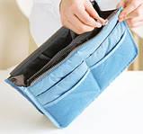 Bag in Bag - органайзер в сумку (коричневый), фото 6