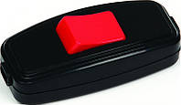 Выключатель для Бра HOROZ ELECTRIC (красный,черный)