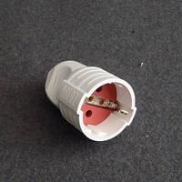 Штепсельное гнездо HOROZ ELECTRIC с заземлением