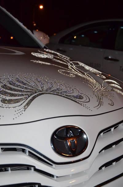Прокат авто на свадьбу (swarovski) 0635760845 Виталий