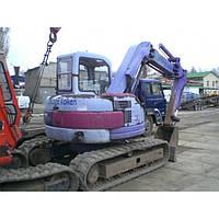 Мини-экскаватор б/у Komatsu РС75-UU-2