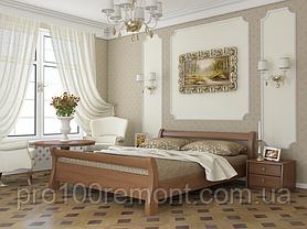 Деревянная кровать Диана от ТМ Эстелла, фото 2