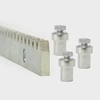 Зубчатая рейка для откатной автоматики
