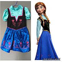 Платье маленькой Анна (Холодное сердце)