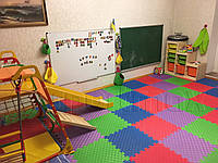 Коврик пазл для детей EVA 2000x1500x10мм