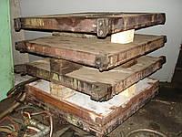 Плиты нагревательные на пресс тамбовский (размер плит 600*600 мм)