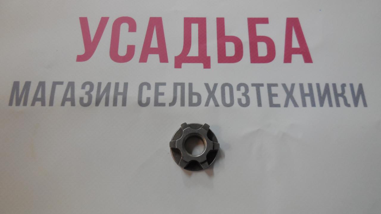 Звездочка ведущая 6 зацепов вн. d/12