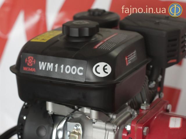 Мотоблок Weima WM1100C фото 12