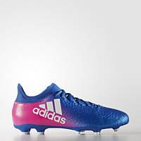 Футбольные бутсы X 16.3 FG BB5641 adidas - 2017