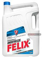 Антифриз FELIX Expert ✔ -40°C ➢ G11 ✔ цвет: синий ✔ емкость: 10л.