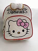 Детский рюкзак Hello Kitty,белый