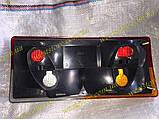 Фонарь задний Ваз 2107 левый без платы Eser (3 87 132 2), фото 4