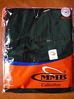 Майка мужская MMB. Черная. 100% cotton.
