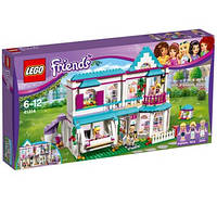 LEGO Friends ДОМ СТЕФАНИ