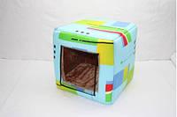 Домик Кубус Мех-1 для котов и собак