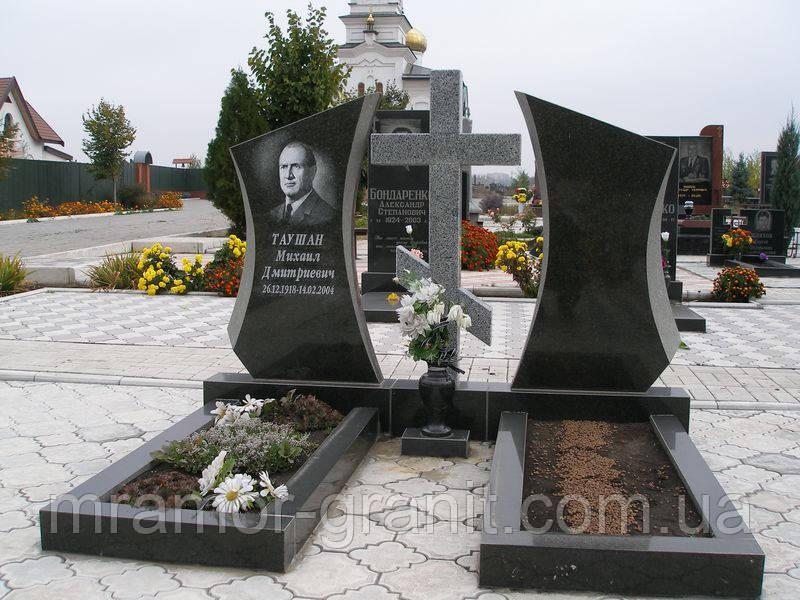 Памятник из гранита   П - С 58