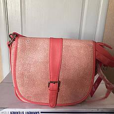 женская сумка-почтальйонка на длинном ремне Bulaggi, фото 3