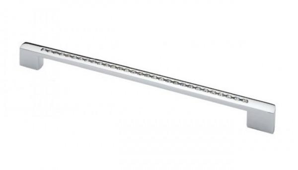 Ручка мебельная Ozkardesler 5338-06 NADYA 128мм Хром