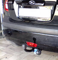 Фаркоп на Hyundai Getz (TB) (2002-2005) Хюндай Гетз
