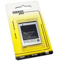 Аккумулятор Samsung EB494353VU Enegro Plus для S7230/S5312/S5282