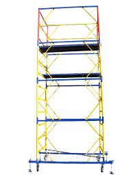 Оренда пересувної збірно-розбірна вишка монтажна (ПЗРВ) 2,0х1,2м