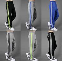 Мужские трикотажные спортивные штаны Adidas