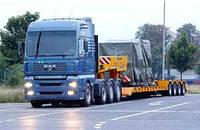 Негабаритные перевозки из Украины в Бельгию