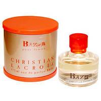Парфюмированная вода Christian Lacroix Bazar pour femme 30 ml