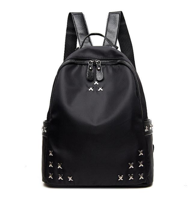 dcb27c2344aa Стильный рюкзак женский с заклепками. - Интернет-магазин рюкзаки и сумки  Авось Ка в