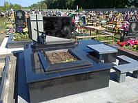 Памятник из гранита  П - С 68