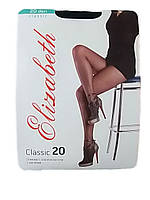 Женские колготки Elizabeth classic 20 den черные