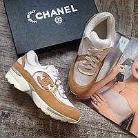 Женские кроссовки Chanel женская обувь шанель 36 размер 37 размер