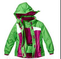 Классная лыжная курточка для девчонок от Crivit sport размер на рост 122-128