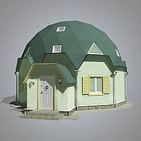 """Строительство дачных домов. Проект """"Лайф"""", фото 1"""