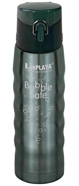 Термос 0,5 л La Playa BubbleSafe, сірий
